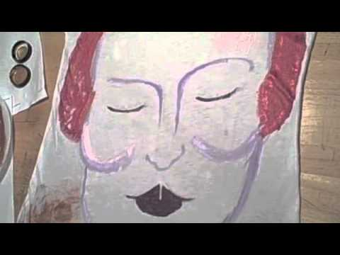 Victor-John Villanueva Paints Lynn Yaeger