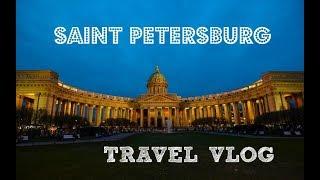 RUSSIA SAINT PETERSBURG TRAVEL BLOG!!! ~  Indian Travellers