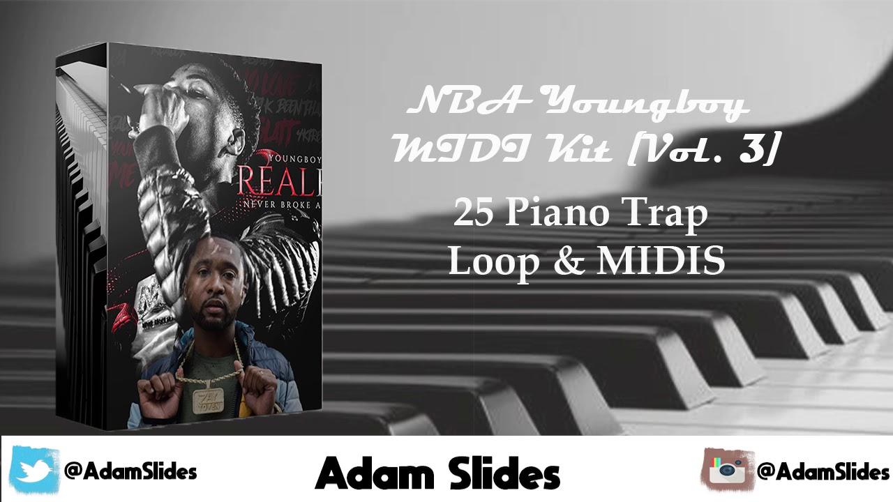 [FREE] Zaytoven x NBA Youngboy MIDI Kit | Free Zaytoven Loop Pack 2019