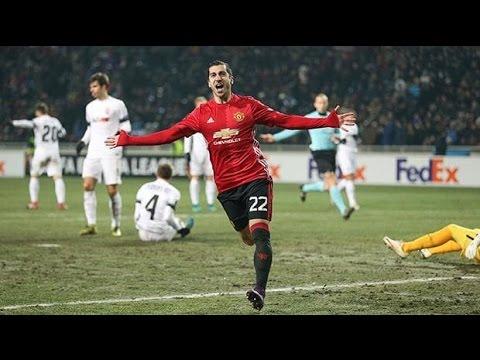 Zorya Luhansk vs Manchester United 0---2 All Goals & Highlights   08⁄12⁄2016