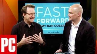 Fast Forward: John Keefe