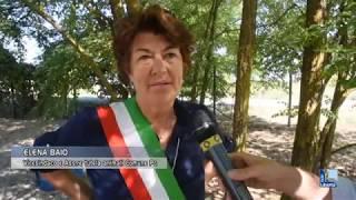 Inaugurata la nuova area di sgambamento cani al Parco di Montecucco