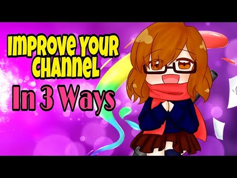 Improve your Youtube Channel | How to make Channel Art | Tips for Youtube Titles / Thumbnails