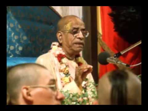 We Have To Train Our Senses To Satisfy Krishna - Prabhupada 0092