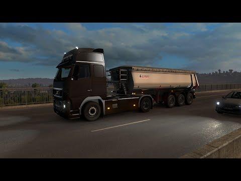 ETS 2 A New Beginning: Episode 463 Scrap Metals to Cambridge (GB)