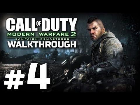 Прохождение Call Of Duty: MW2 Remastered — Часть #4: ОТДЫХАТЬ НАДО БЫЛО ВЧЕРА / КОЛОНИЯ