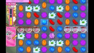 Candy Crush Saga - level 1045 (3 star, No boosters)