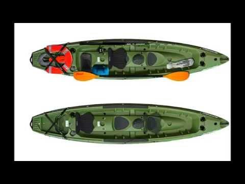 Bic Borneo Fishing Kayak