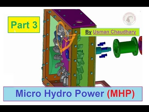 Micro Hydro Power Complete Course Part 3 English