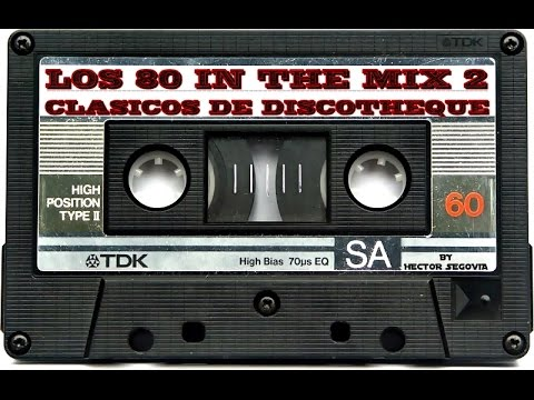 LOS 80 IN THE MIX 2 (CLASICOS DE DISCOTHEQUE)