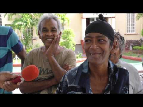 San Fernando Mayor Regrello Chats with the Homeless - June 14, 2017