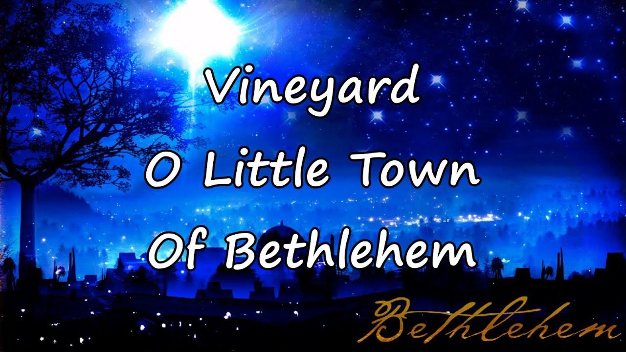 CHRISTMAS MUSIC - IN BETHLEHEM LYRICS