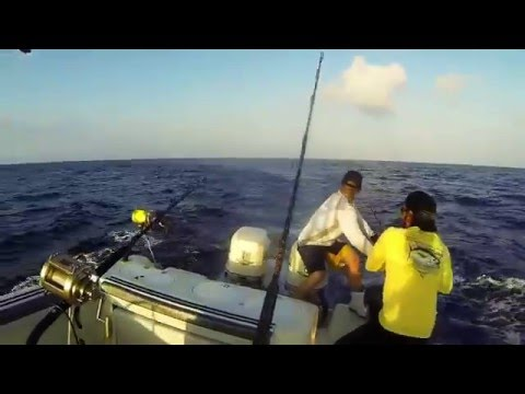 Team Offshore Assassins - Wahoo Fishing Miami March