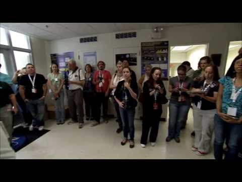NASA Social: Orion Stationary Recovery Test