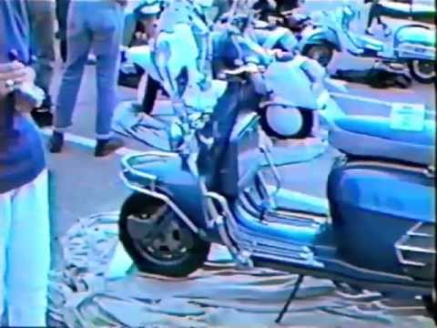 ScooterVille Parking Lot • 1986