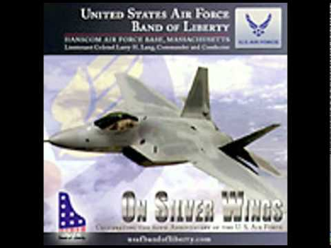 Kenneth Fuchs: On Silver Wings (for band)