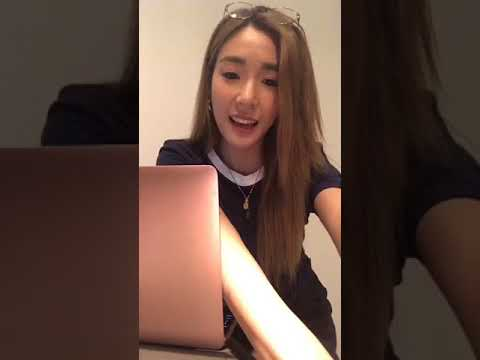 180318 - Tiffany   🥇••• first live on facebook 🎥✨