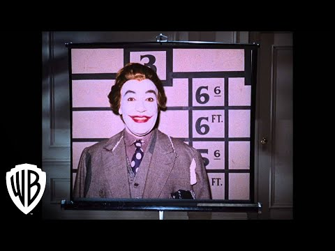 Batman: The Complete Television Series Limited Edition - Adam West on Cesar Romero