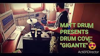 Gigante (Drum Cover - Piero Pelù) #gigante #sanremo70 #pieropelù #pugilifragili