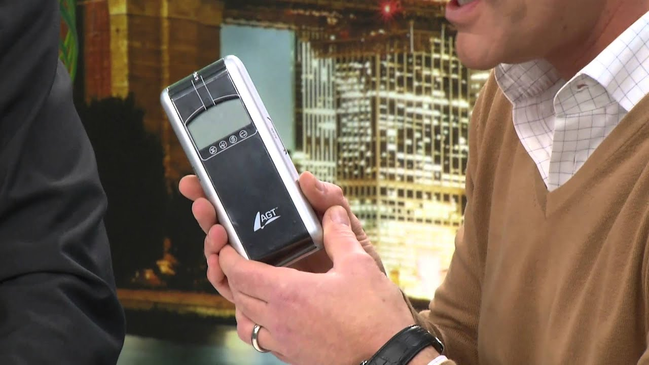 Entfernungsmesser Laser Vs Ultraschall : Agt ultraschall distanzmesser mit rechner & laser zielführung youtube