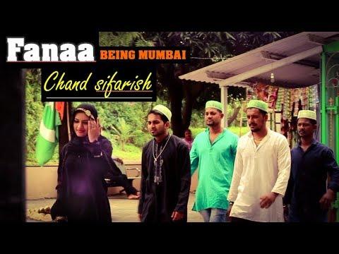 Fanaa Chand Sifarish Cover |ft. SUHAS & Jyoti  | Aamir Khan | Kajol | Shaan | Kailash Kher | Fanaa