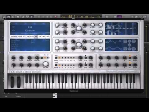Tone 2 Nemesis: FM/PM / FMPM Vintage DX