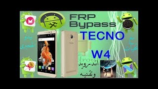 Download Video تخطى الجوجل اكونت والتخلص من حماية frp TECNO W4 MP3 3GP MP4