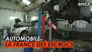 Automobile, la France des escrocs