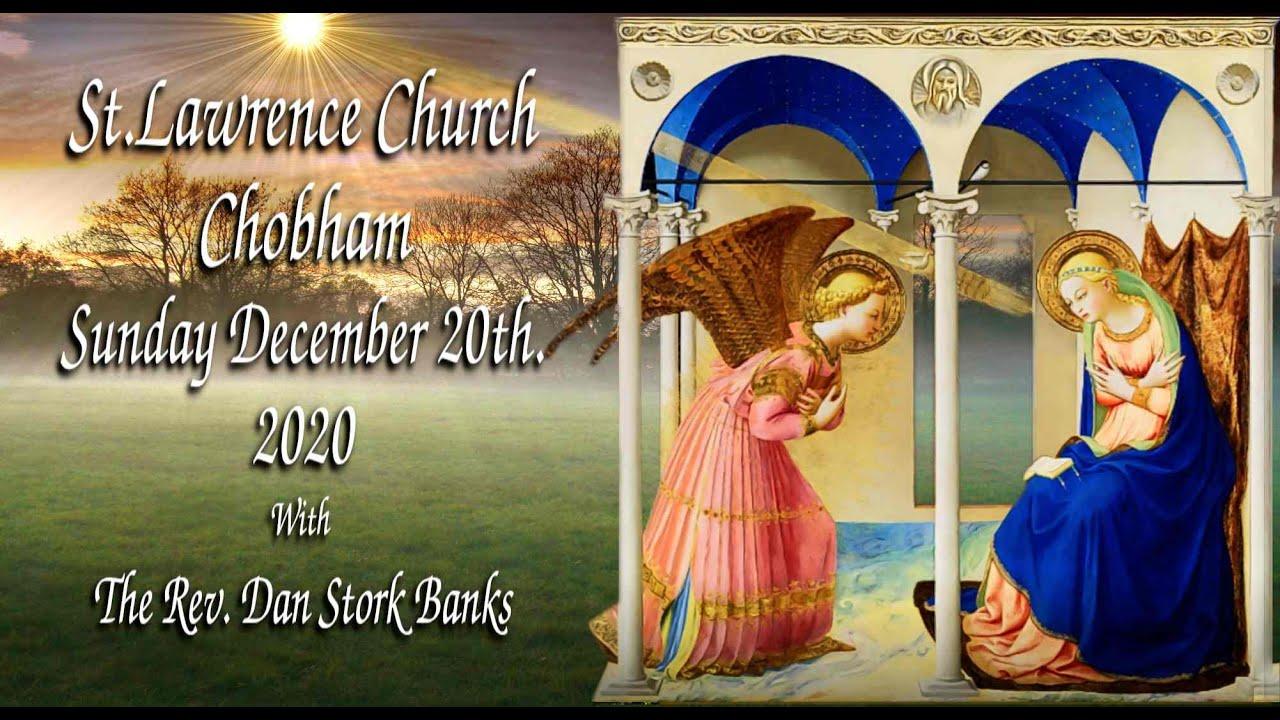 Advent IV Holy Communion Service