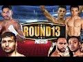 Conteudo: Round13 News: As Notícias do Boxe - 25/01/2018