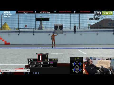Karel Piiroja   B finaal  2021 NB Quality GT: 1. Etapp - Dubai Autodrome