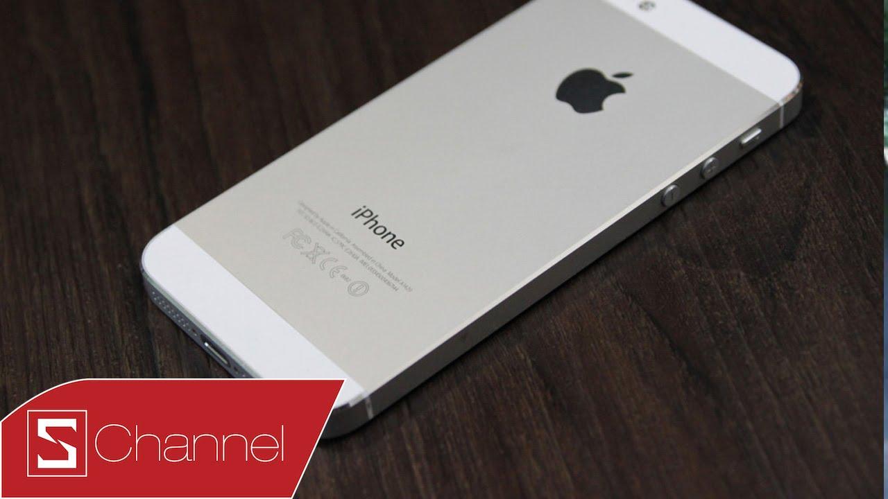 Schannel - iPhone 5 Lock Nhật Bản giá 3.9 triệu : Liệu có tạo được cơn sốt  mới ? - YouTube