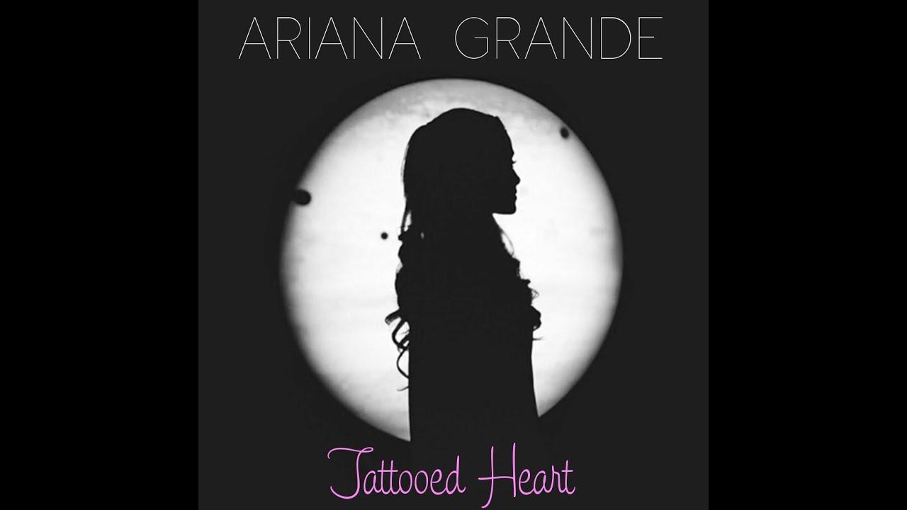 Ariana grande tattooed heart live forum assago milano 25 for Tattooed heart ariana grande