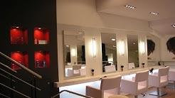 Hair Salon Decorating Ideas USA  by 360grades
