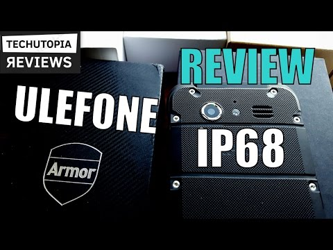 Ulefone Armor Review/Hands on/Gaming/Battery/Camera/Speed TEST/Pros&Cons/Screen/Waterpoof/IP 68