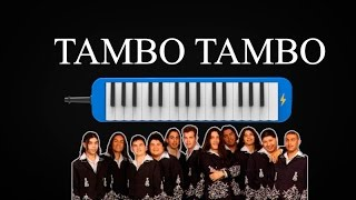 la cumbita - tambo tambo - notas para melodica
