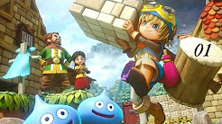 Let´s Play DRAGON QUEST BUILDERS - Story + Free Mode [PS4/GER]
