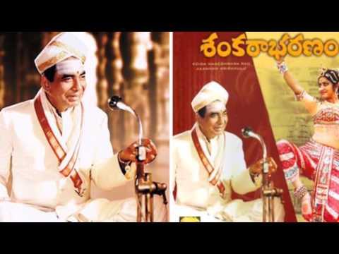 Sankaraa Nadha   Sankarabharanam Telugu Movie Songs   K.Vvan Music