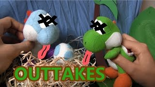 Yoshi and the Lost Egg - Outtakes