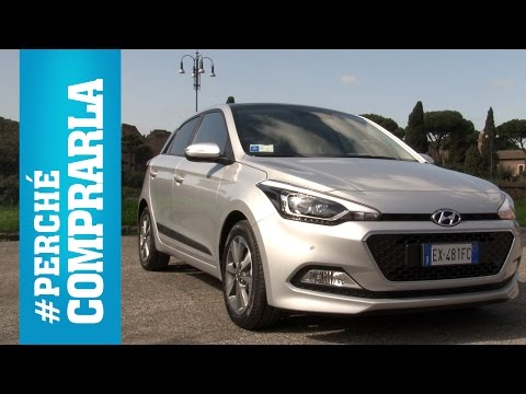 Hyundai i20 2015 Perch comprarla... e perch no