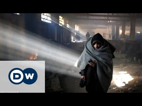 Serbia - refugees freezing to death | DW Documentary