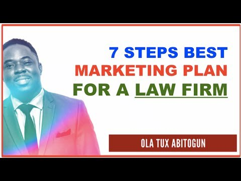 7-steps-best-marketing-plan-for-a-law-firm-|-how-to-market-|-attorney-marketing-&-advertising