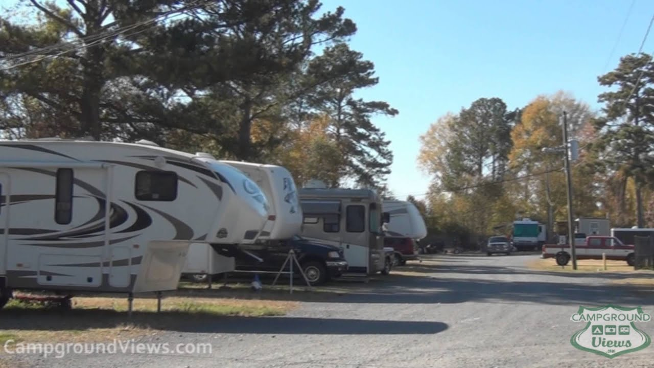 Georgia rv parks with full hookups