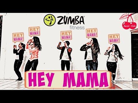 Hey Mama I Version KIDZ BOP Kids I Zumba® Fitness I Sweet Girls Crew
