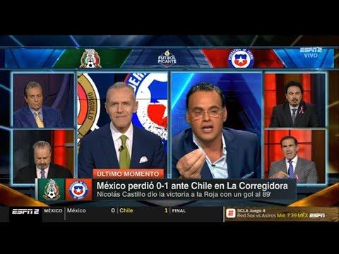 Futbol Picante: Análisis México 0 - 1...