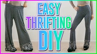 Easy DIY Thifting Pants with Coolirpa