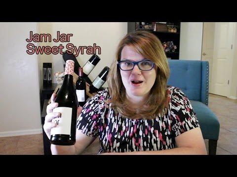 Wine Review: Jam Jar Sweet Syrah