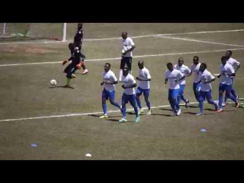 Oduro Eric: AFC Leopards vs FOSA Juniors (CAF Confed Cup)