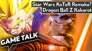 Game Talk #50 | Dragon Ball Z: Kakarot, Star Wars-KotoR Gerüchte, Spiele im Februar Schnelldurchlauf