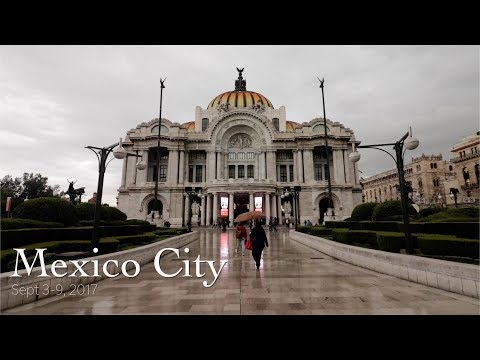 I Got Food Poisoning in Mexico City!